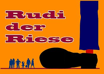 Website 'Rudi der Riese'